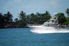 Sport Fishing Charter Boat Royalty Free Stock Image