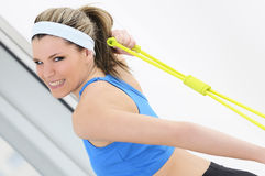 Sport and fitness Royalty Free Stock Photography