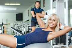 Sport fitness Royalty Free Stock Photography