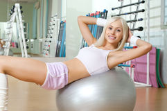 Sport fitness Stock Image