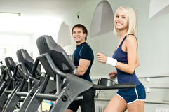 Sport fitness Stock Photos