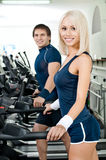 Sport fitness Stock Photo