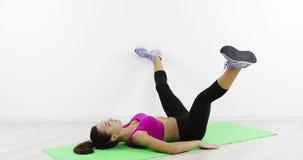 Sport, Fitness, levensstijl stock video