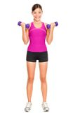 Sport fitness woman Stock Image