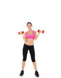 Sport fitness woman Royalty Free Stock Photos