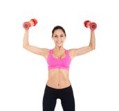 Sport fitness woman Royalty Free Stock Photography