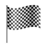 Sport flag Stock Images