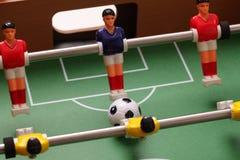 Sport foosball Säulengang Lizenzfreies Stockbild