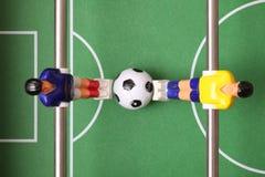 Sport foosball Säulengang Stockfotos