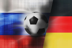 Sport football soccer 3D Stock Photo