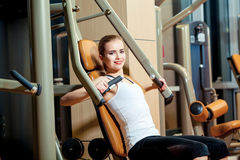 Sport, forma fisica, stile di vita e concetto della gente - Immagini Stock