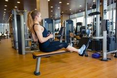 Sport, forma fisica, stile di vita e concetto della gente - Fotografia Stock
