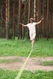 Sport, Freizeit, Erholung und gesundes aktives Lebensstilkonzept Stockfoto