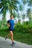 sport Funzionamento sportivo del corridore Addestramento del pareggiatore, pareggiante Forma fisica Immagine Stock