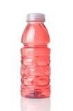 Sport-Getränk in der Flasche Stockbild