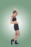 Sport girl of Asian Stock Photos