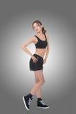 Sport girl of Asian Stock Image