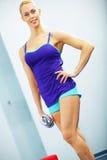 Sport girl Stock Photo