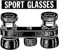 Sport Glasses Royalty Free Stock Photo