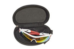 Sport glasses Stock Images