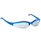 Sport Glasses Isolated on White Background Stock Images