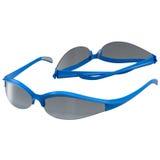 Sport Glasses Isolated on White 3D Illustration Stock Images