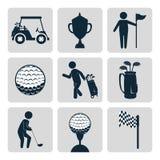 Sport golf club. Graphic design, vector illustration eps10 Royalty Free Stock Photo