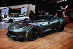 Sport grand de Chevrolet Corvette Photographie stock