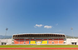 Sport Grandstand Royalty Free Stock Image
