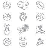 sport Graphismes de vecteur Image libre de droits