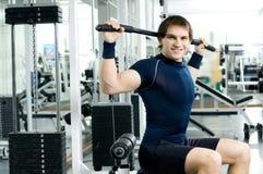 Sport guy Royalty Free Stock Image