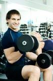 Sport guy Stock Image
