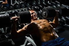Sport guy Royalty Free Stock Photos