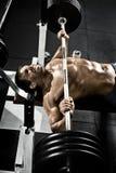 Sport guy Stock Photography