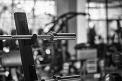 Sport gym equipment royalty free stock photo