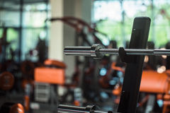 Sport gym equipment Royalty Free Stock Photo