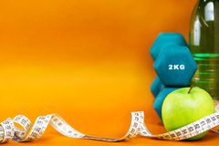 Sport and healthy life style. Royalty Free Stock Photos