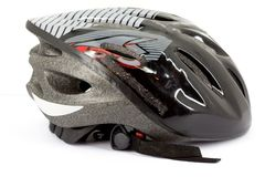 Sport helmet Stock Photos