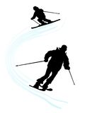 Sport icon. Silhouette sport icon - vector illustration Royalty Free Stock Image