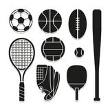 Sport icon great for any use. Vector EPS10. Royalty Free Stock Images