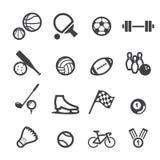 Sport icon royalty free illustration