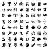 Sport ikony Zdjęcie Stock