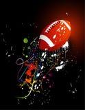 Sport illustration Stock Image
