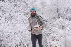 Sport invernali e resto, Natale fotografia stock libera da diritti