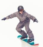 Sport invernali, uomo fotografia stock libera da diritti