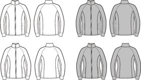 Sport jacket Stock Images