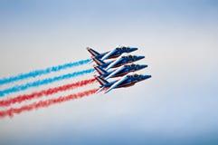 Sport jet planes Stock Photo