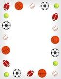 Sport Kugeln Lizenzfreies Stockbild