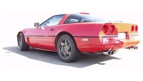 sport legendarni amerykańskich samochodów Zdjęcia Royalty Free