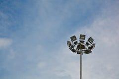 Sport-Leuchten Stockfotos